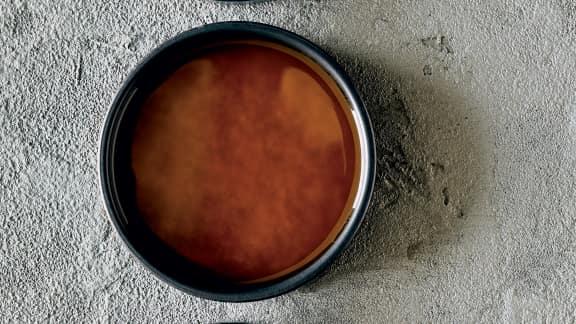 Vinaigrette au miso, au sésame et à l'érable
