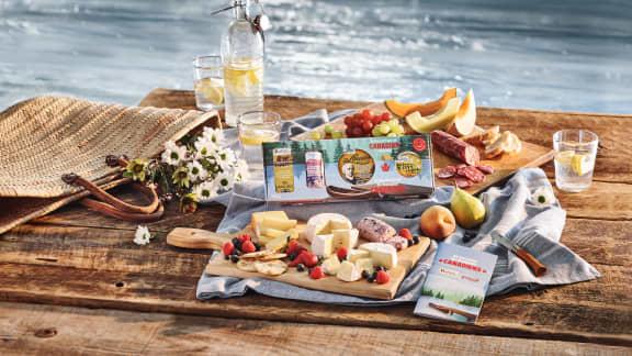 5 nouveaux produits parfaits pour organiser un pique-nique cet été!