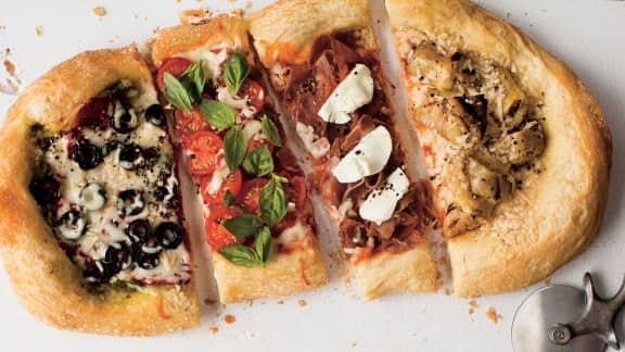 TOP : 10 pizzas savoureuses faciles à cuisiner