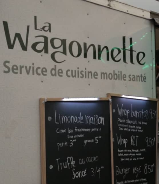 Food truck La Wagonette