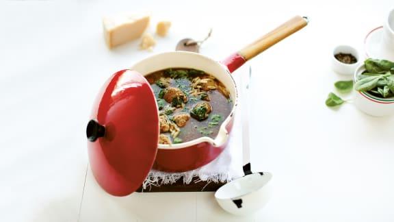 Soupes-repas