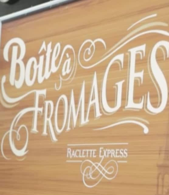 Food truck Boîte à Fromages