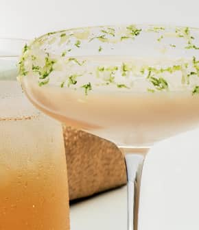 cocktail coco-lime