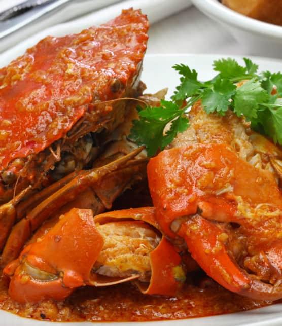 chili de crabe