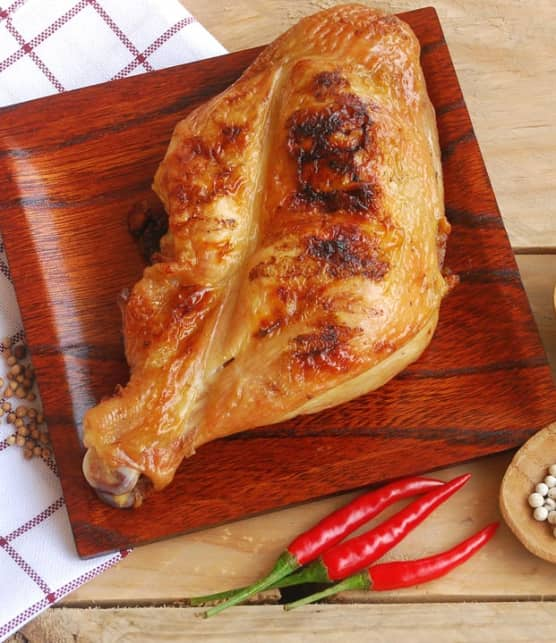poulet grillé piri-piri de Gary
