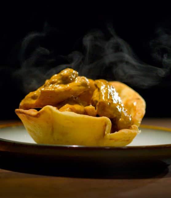 poulet au beurre