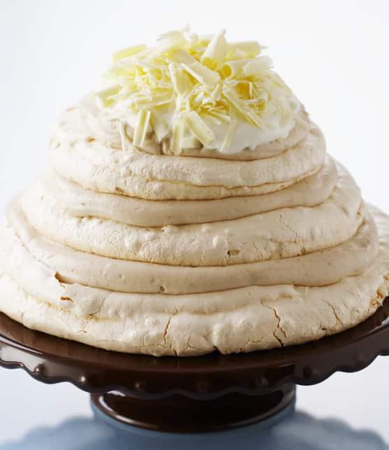 recette de Mont-blanc