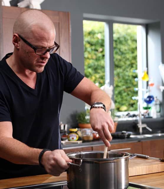 Cuisiner comme Heston