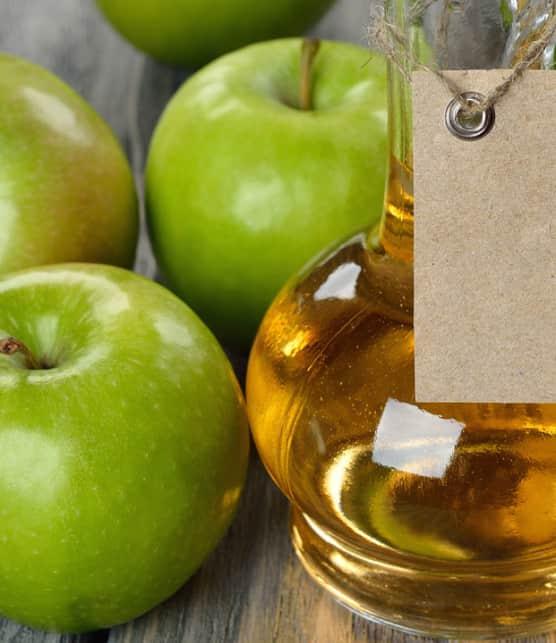 vinaigrette au cidre de pomme