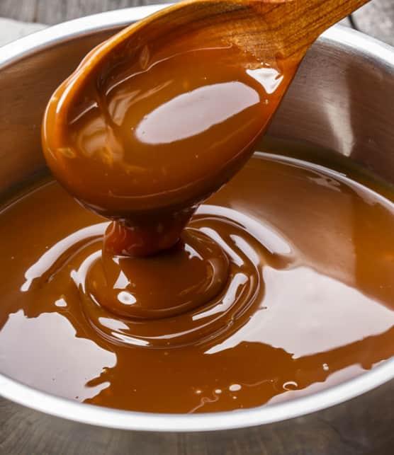 choco-caramel croustillant