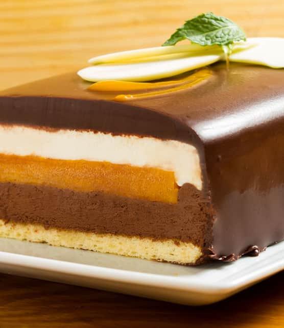 gâteau Chocamangues