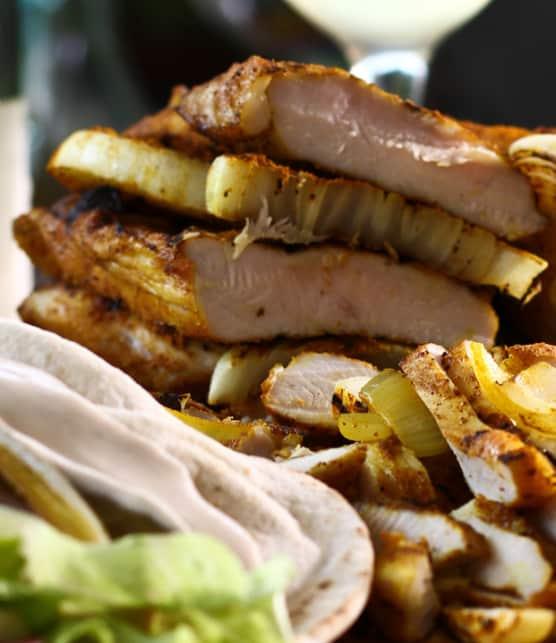 dinde shawarma