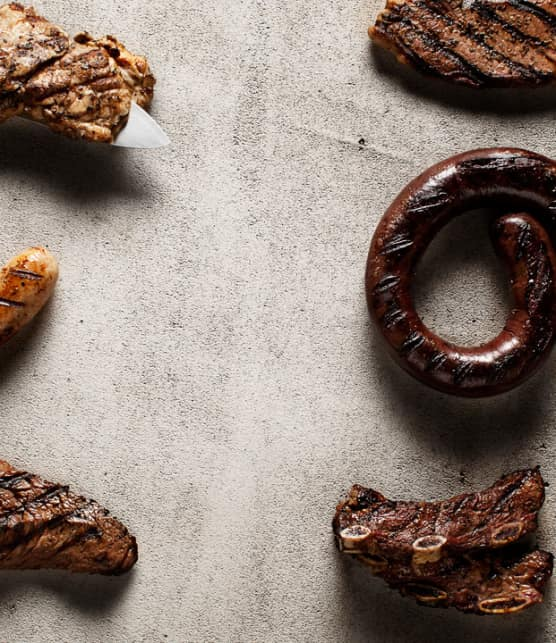 grillade argentine asado