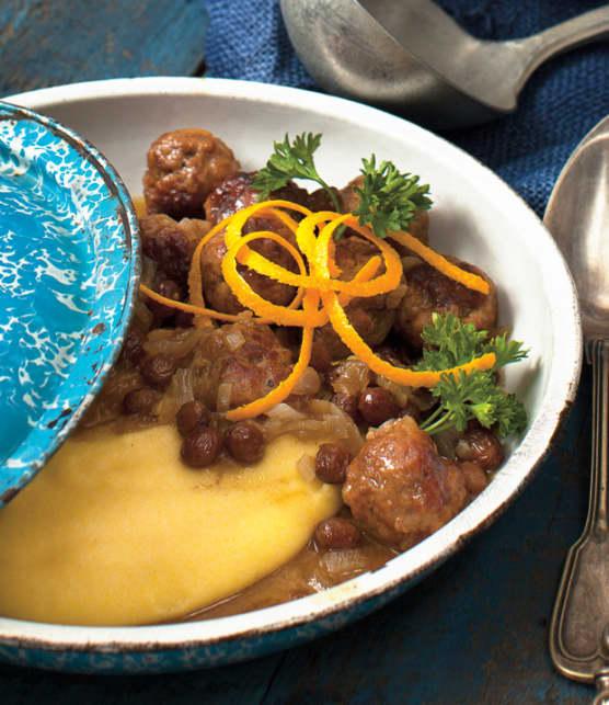 ragoût de boulettes sans cordon