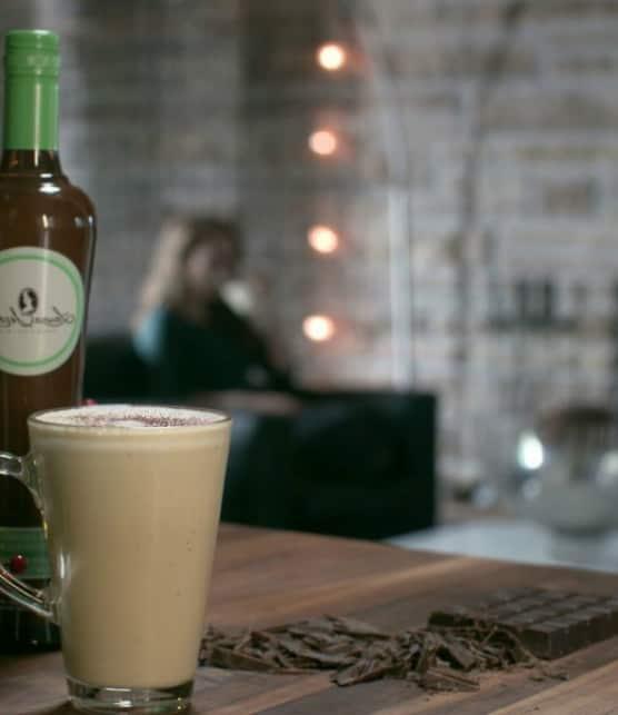 cocktail souvenir d'hiver