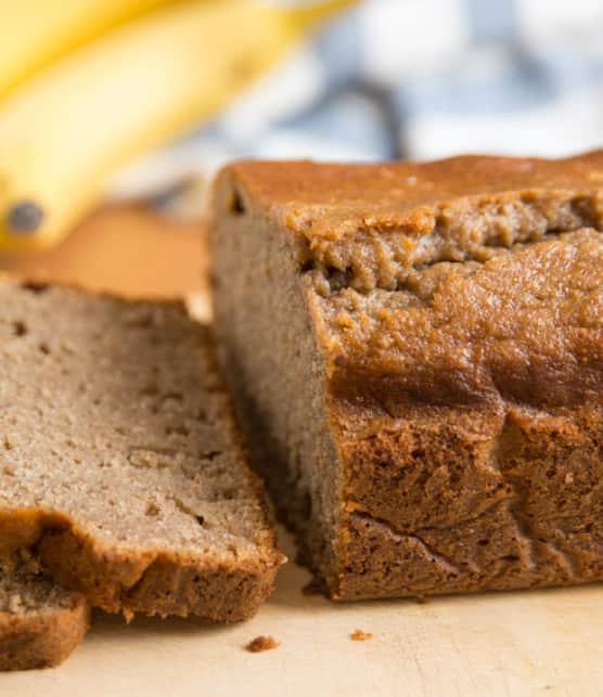 pain aux bananes classique