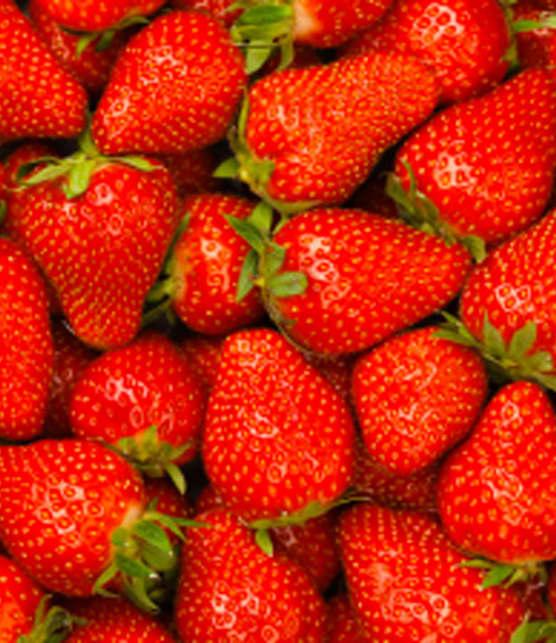 vinaigrette aux fraises