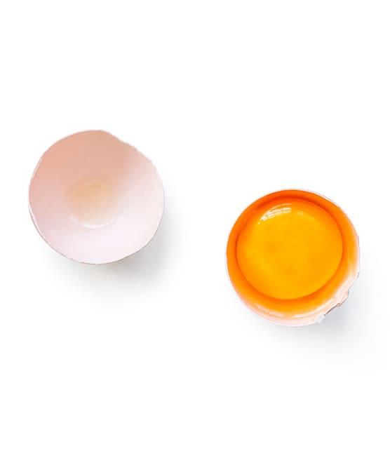 Testé pour vous : Comment séparer le jaune et le blanc d'œuf