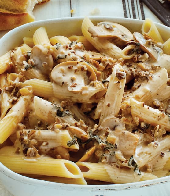 TOP : 10 recettes de pâtes végétariennes