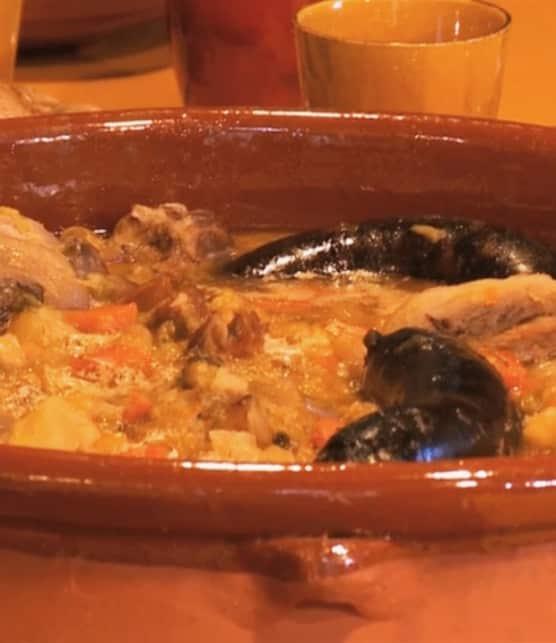 recette d'ouillade Catalane