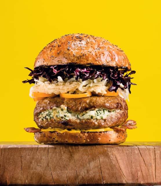 TOP : 12 recettes de hamburgers maison sur le BBQ