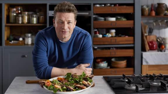Cuisiner en 5 ingrédients avec Jamie Oliver