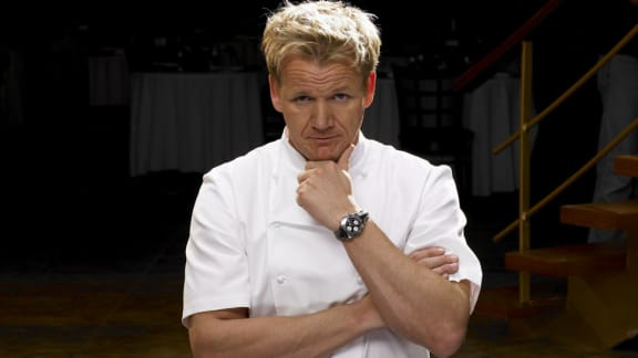 TOP : 10 citations «coup de poing» de Gordon Ramsay