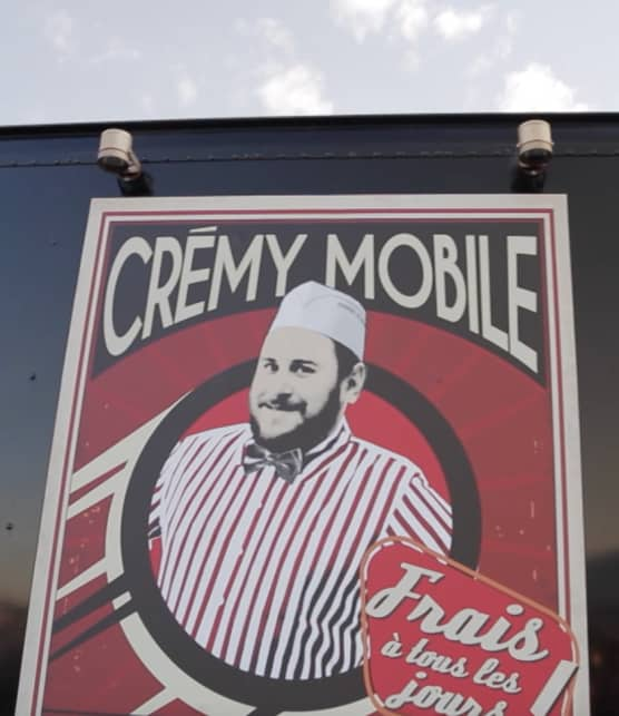 Food truck Crémy Mobile