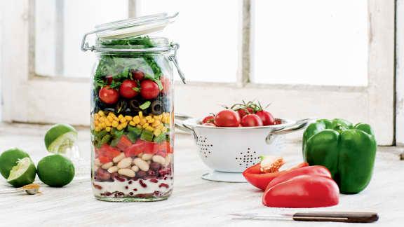 Salade Mexico minute