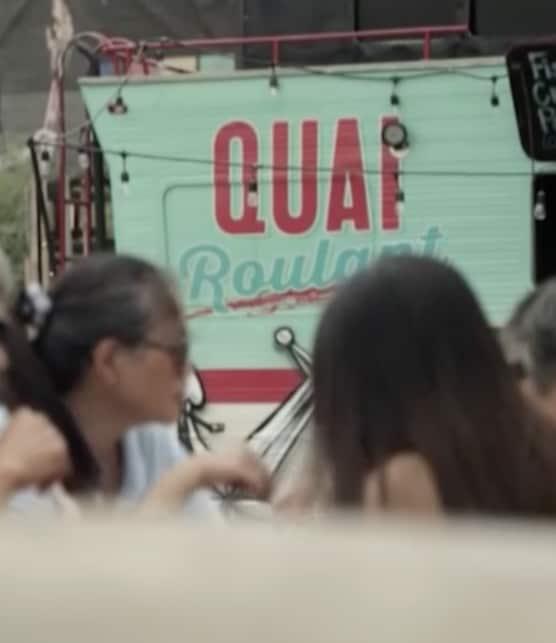 Food truck Le Quai Roulant