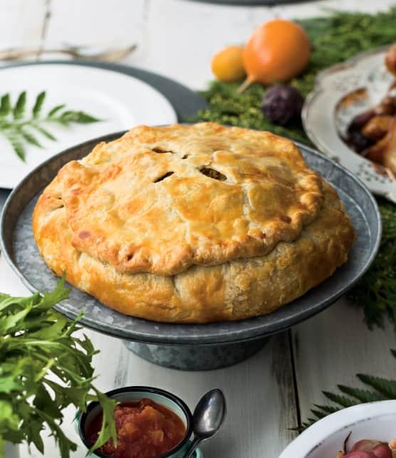 TOP : Pâtés et tourtières