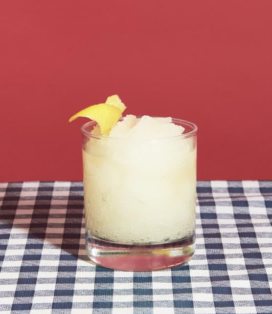 Limonade glacée au bourbon