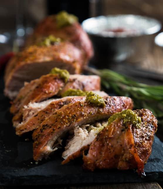 Comment cuire un filet de porc sans fautes