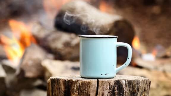 Café brûlé sud-africain