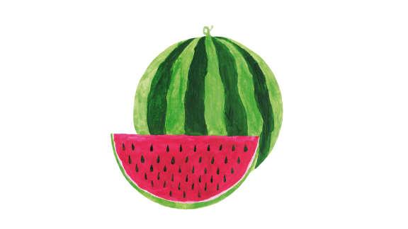 Le melon d'eau : juteux comme pas deux!