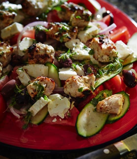 Poulet : 5 recettes pour le cuisiner en salade