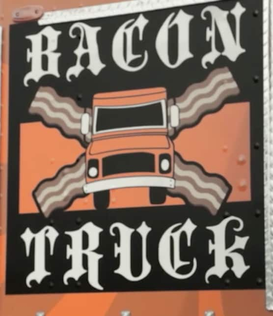 Food truck Bacon Truck