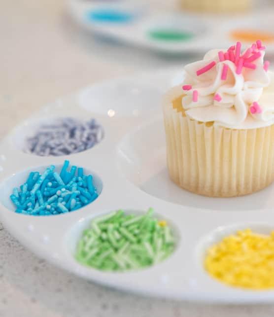 Comment colorer soi-même des confettis sucrés