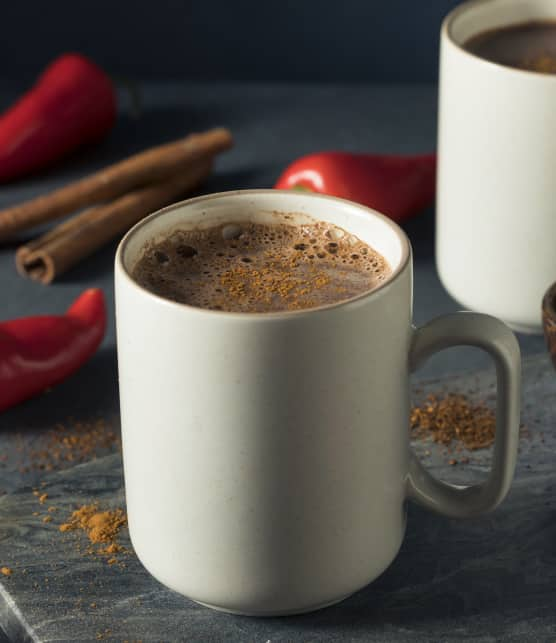 Comment faire un chocolat chaud à la mexicaine