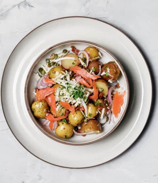 TOP : 8 recettes faciles de saumon fumé pour la semaine