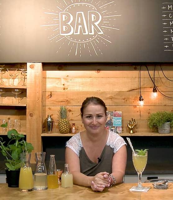 Maîtrisez l'art du mocktail (cocktail sans alcool) avec Fanny Gauthier