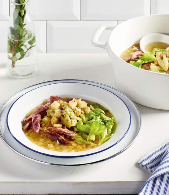 TOP : 6 recettes de soupe aux pois réconfortantes