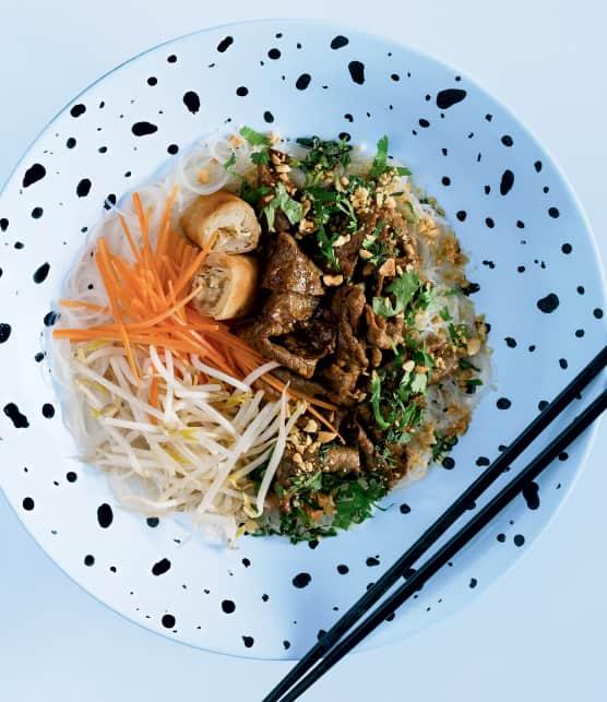 Cuisine à la vietnamienne