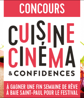 Concours Charlevoix