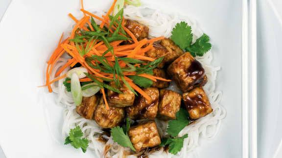 Le cousin du tofu : le tempeh