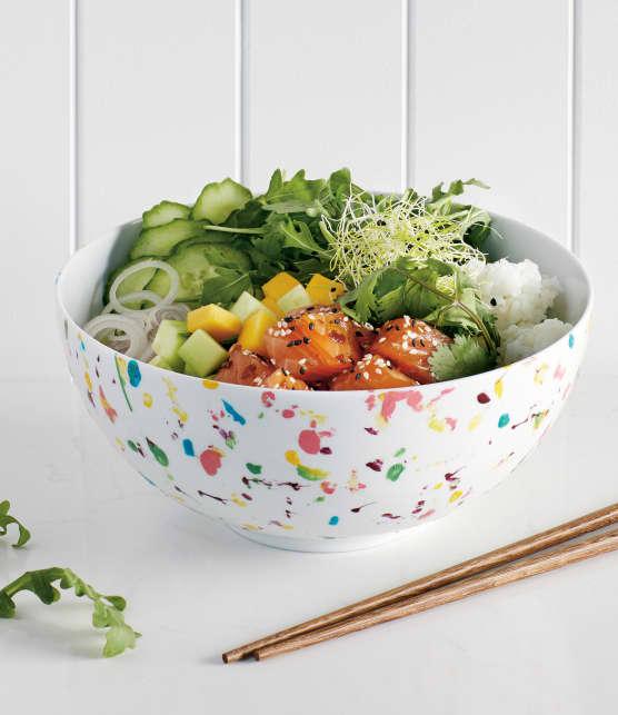 Bols-repas : 15 recettes colorées