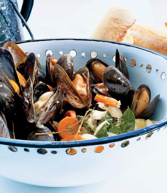 TOP : 6 recettes de moules et de chaudrées aux parfums de la mer