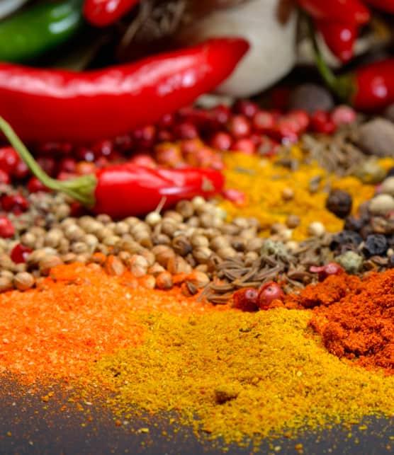 Mélange d'épices à la mexicaine