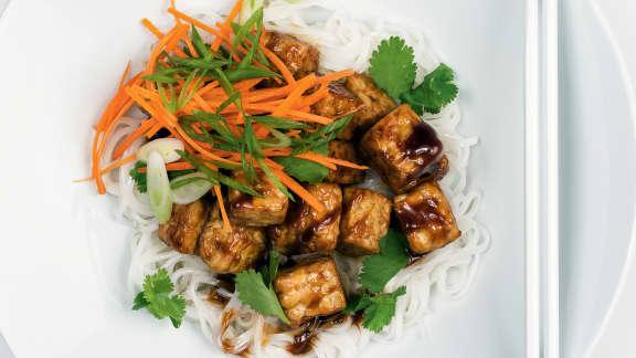 TOP : 10 protéines végétales pour un souper 3 services