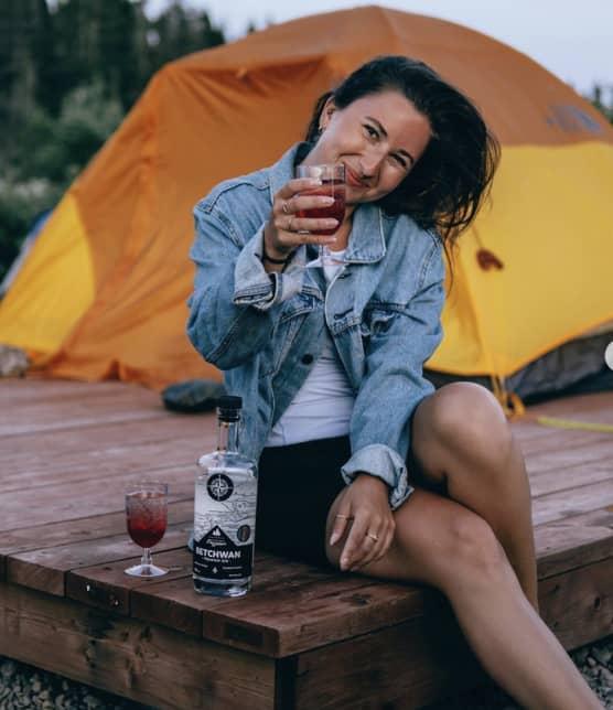 Un Gin inspiré par les saveurs de la Côte-Nord